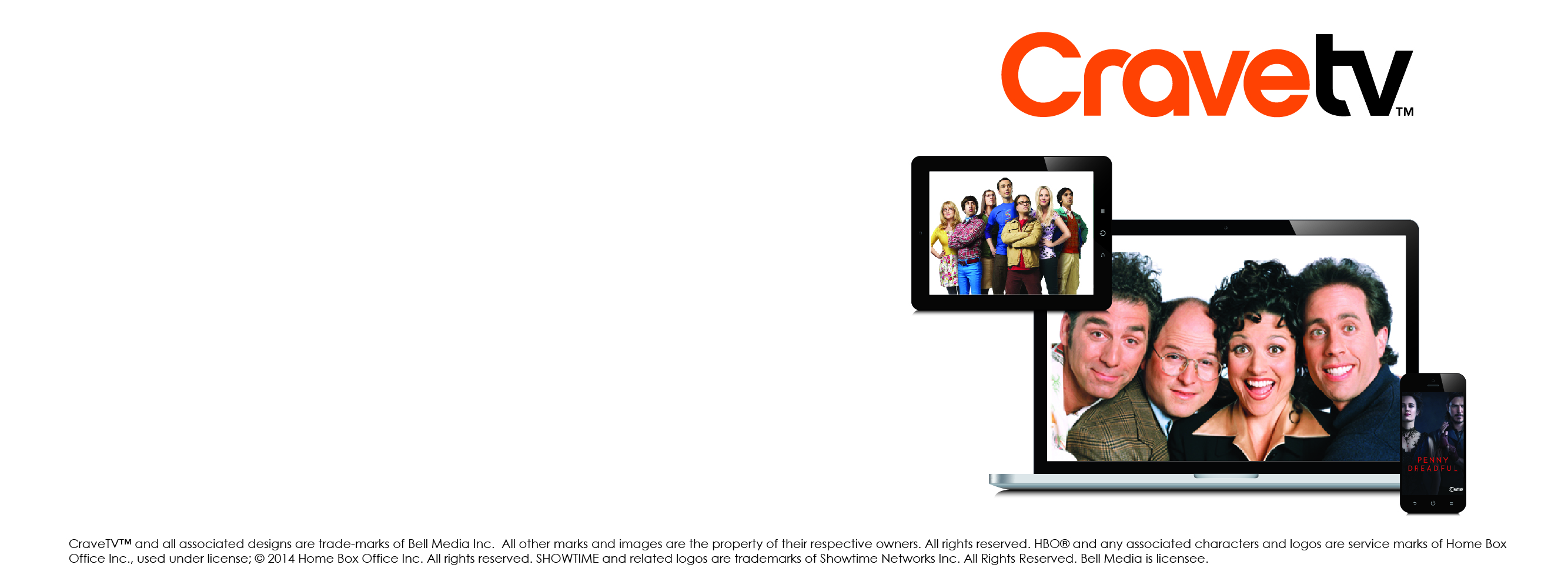 Cable Cable is now  offering CraveTV.